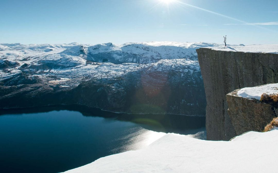 Everything You Need to Know to Hike Preikestolen Off-Season